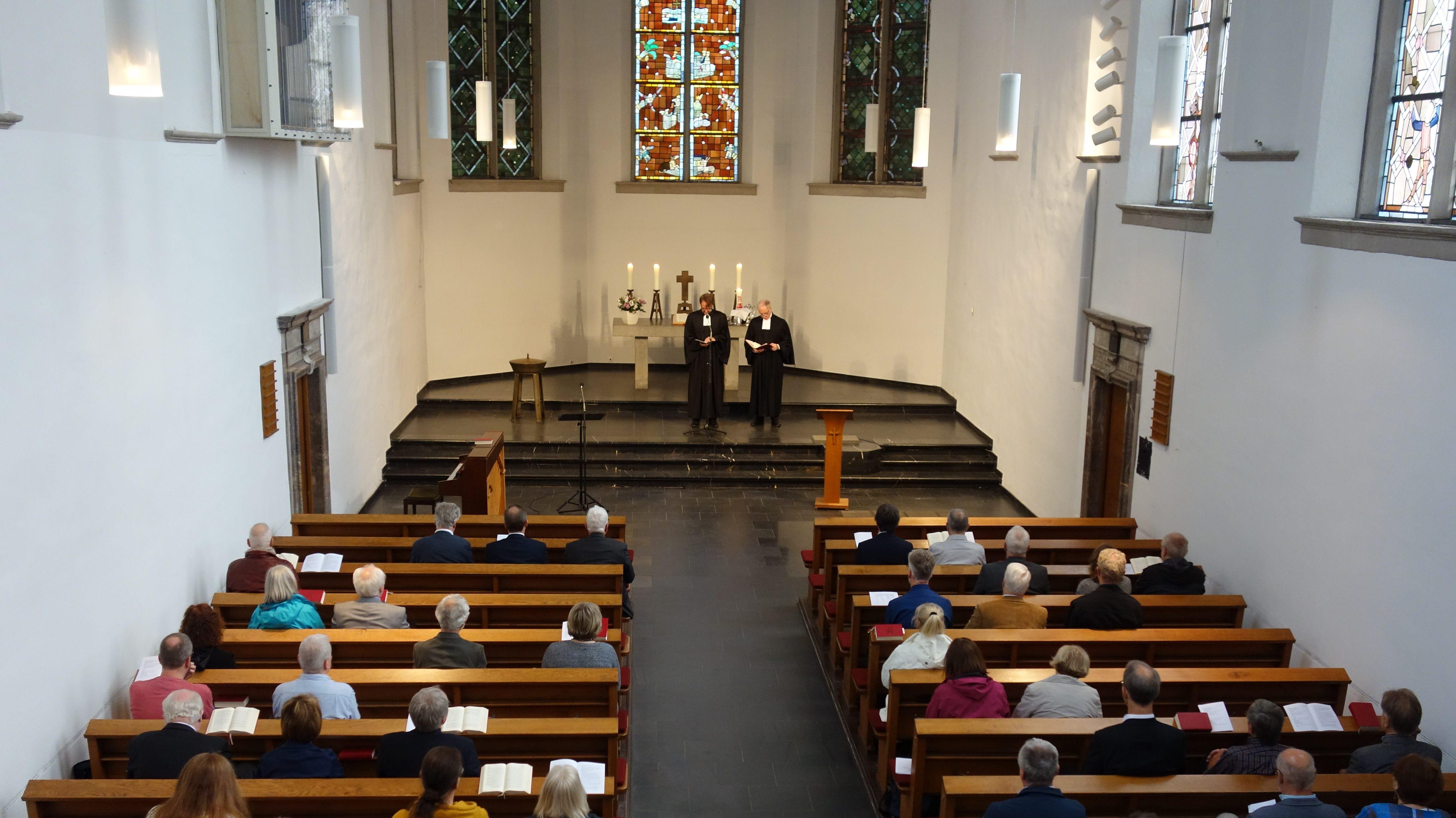Nachrichten von der Verbandsvertretung: Evangelische Kirche stößt ...