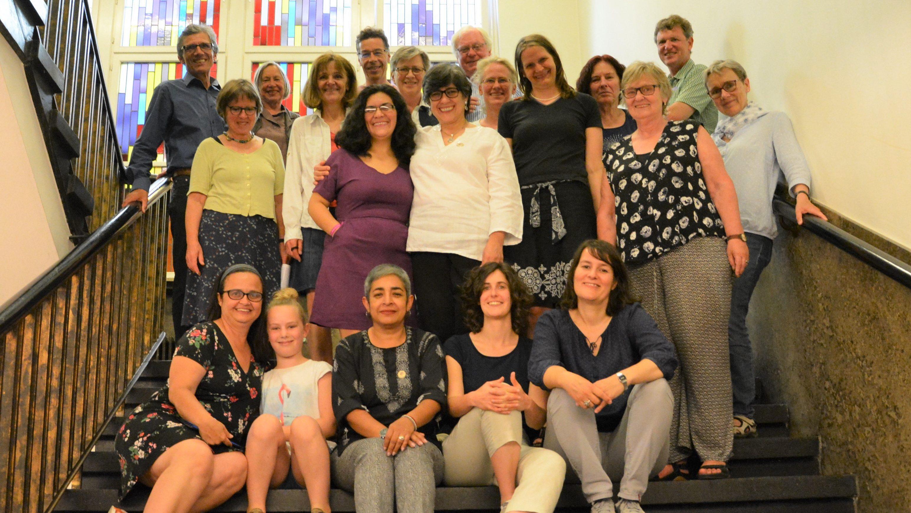 Preisträger der Georg-Fritze-Gedächtnisgabe in Köln angekommen: Besuch aus Honduras sicher gelandet!