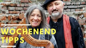 """Wochenend-Tipp: Nina Hoger liest Irmgard Keun, Barcamp """"Glaubensreich"""", Singtag """"Generation 60 plus"""", offene Sindorfer Gebetshäuser, """"Duo Shamrock"""" in Weiden und Jubiläum Wöllner-Stift"""