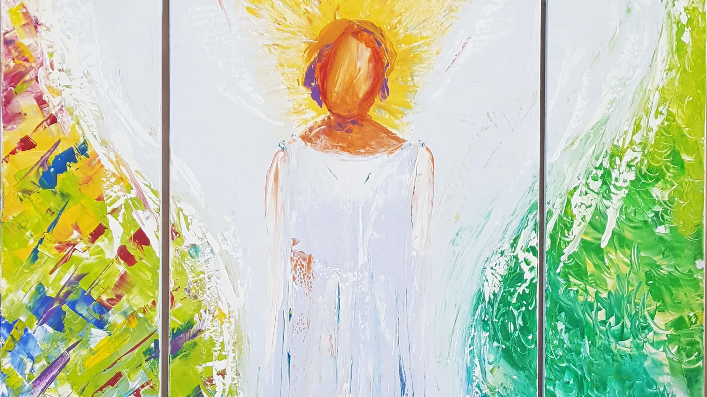 Der Engel in Biesfeld