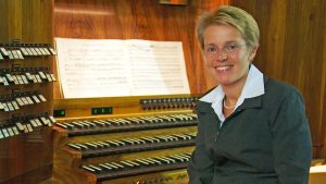 Großes Orgelkonzert am 26. Juli : Münster-Organistin Melanie Jäger-Waldau live in der Kölner Trinitatiskirche – Eintritt frei