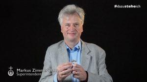 """#dazusteheich – Superintendent Markus Zimmermann fragt: """"Wieviel Perlen gibt es in meinem Leben?"""""""