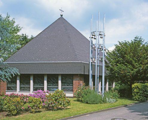 Martin-Luther-King-Kirche Hürth