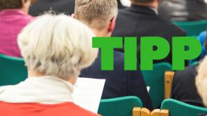 TIPP: Semestereröffnung in der Melanchthon-Akademie / Dr. Stefan Kames in der Trinitatiskirche