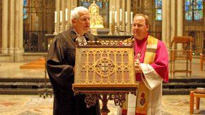 Evangelischer Kirchenverband Köln und Region gratuliert Monsignore Robert Kleine zur zweiten Amtszeit als Kölner Stadtdechant