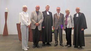 Goldenes Kronenkreuz für Dr. Peter Deubner und sein Engagement für Obdachlose