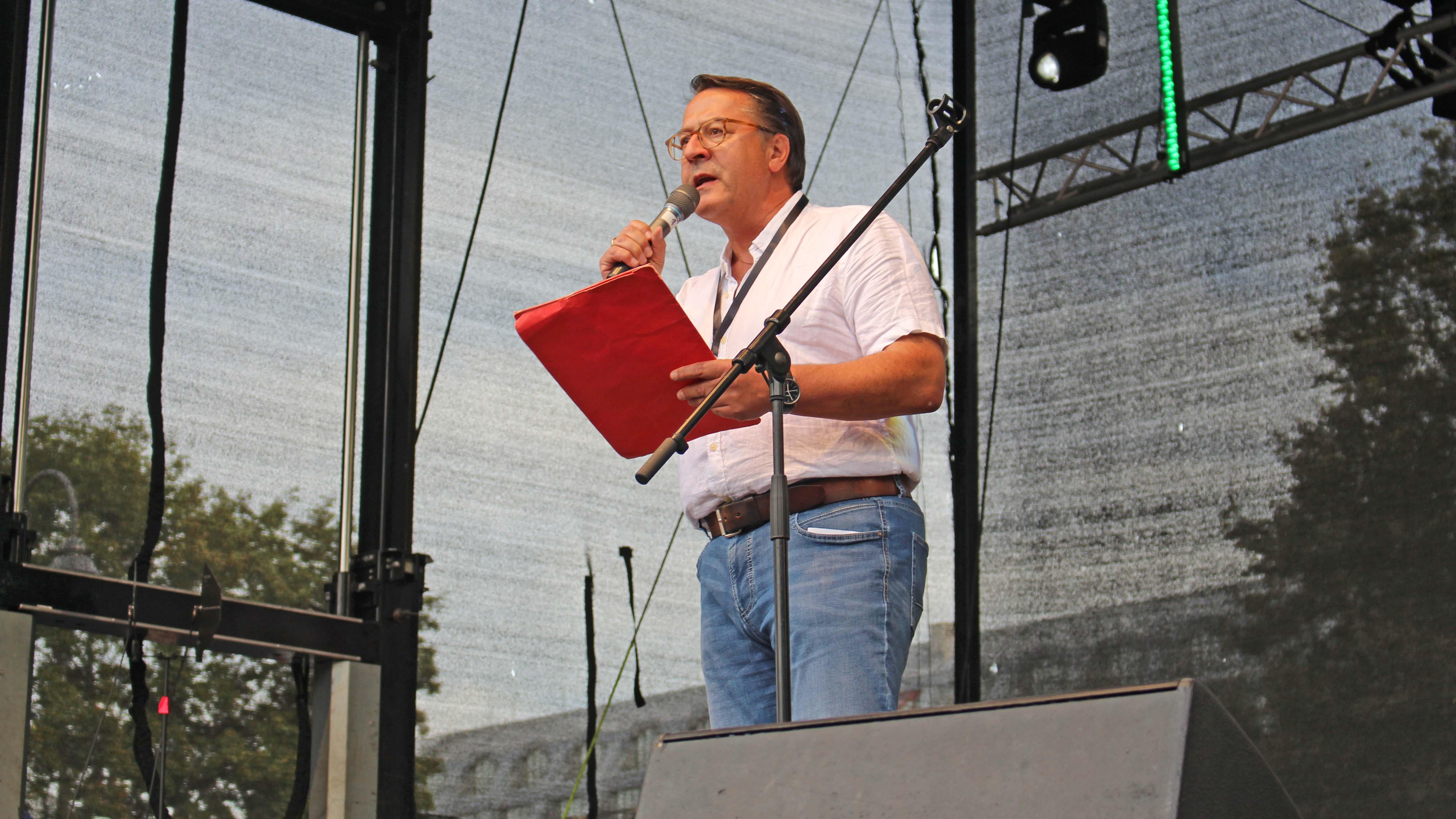 Pfarrer Hans Mörtter