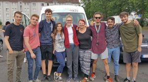 Jugendreferentin Jule Langemeyer: Kommt 2019 mit nach Taizé!