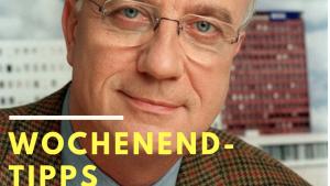 """Wochenend-Tipps: Talk-Gottesdienst mit Fritz Pleitgen, """"Fritz & Hermann"""" in Esch, Brühler Stadtkirchentag und Musik aus Spanien"""