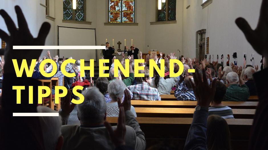 Wochenend-Tipps: 90 Jahre Kartäuserkirche, Thementag Migration und Kirche, 100 Musiker bei Beethoven-Messe und Kartäuserfest 2018