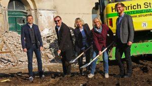 Evangelische Gemeinde Mülheim schafft neuen Wohnraum am Lutherturm