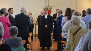 Sebastian Baer-Henney neuer Pfarrer in Mülheim