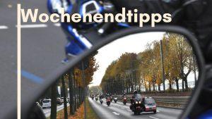 """Wochenendtipps: 40. Motorradfahrer-Gedenkfahrt, Lieder aus Israel, """"Let's sing!"""", """"Der reformierende Johannes"""" und Filmuraufführung"""