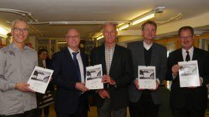 ASG-Kalender mit historischen Bildern und Texten über den Fronhof in Worringen