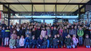 Kerpener Vater-Kind-Kreis zu Besuch in den MMC Film- und Fernsehstudios in Köln