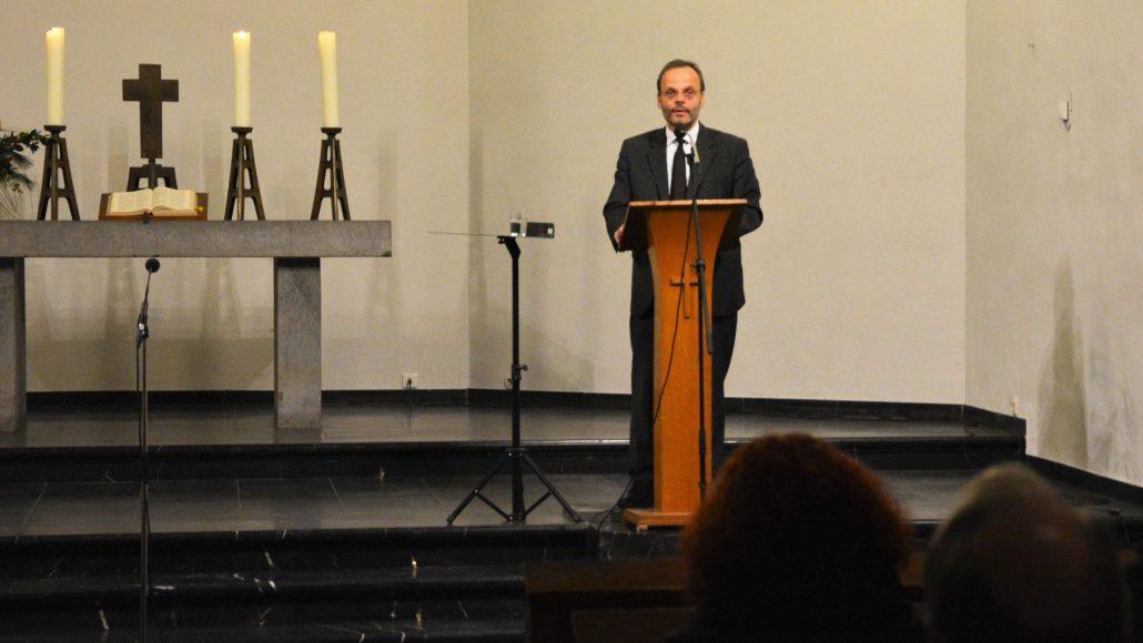 """""""Der Kampf gegen Antisemitismus als Lackmustest für unsere Gesellschaft"""" - Jahresempfang des Evangelischen Kirchenverbandes Köln und Region"""