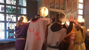 Mit König David ins Bergische Land – Herbstsingwoche der Kinder 2019