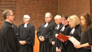 Dr. Reinhard Voppel – Verkündigung mit Orgel und Predigt