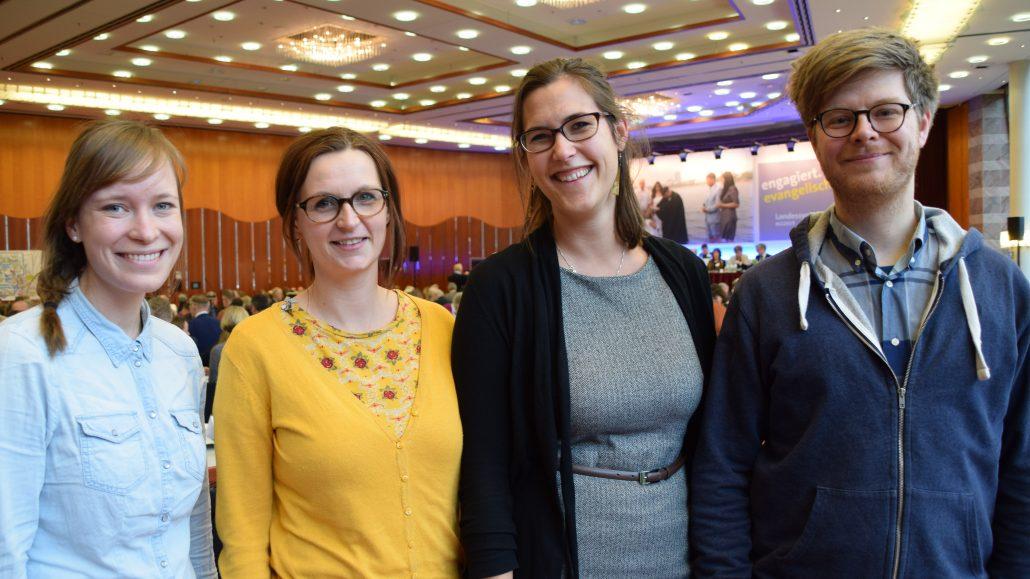 Zwei Kölnerinnen auf Landessynode in Gremien gewählt - Verteilung der Kirchensteuerung geändert
