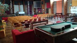 70 Jahre Luthernotkirche – eine jugendliche Erfolgsgeschichte