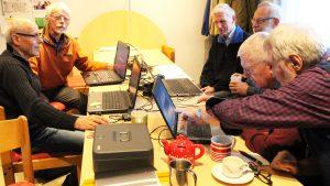 Senioren-Internet-Café hilft rund um PC & Co.