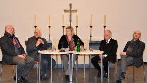 """""""Nicht nur das Wort verkündet."""" – Zehn Jahre Kulturprogramm in der Trinitatiskirche"""