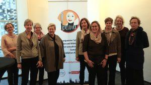 """Happy Birthday: 1 Jahr """"EDELGARD schützt"""" gegen sexualisierte Gewalt"""
