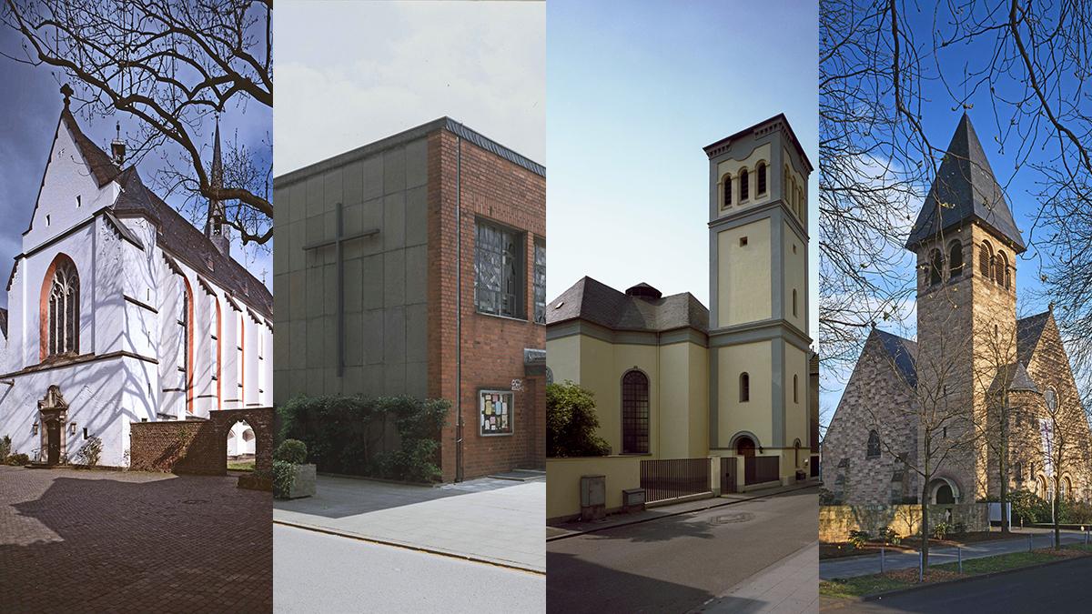 Gemeinden im Evangelischen Kirchenverband Köln und Region sagen Gottesdienste, Konzerte und Veranstaltungen ab
