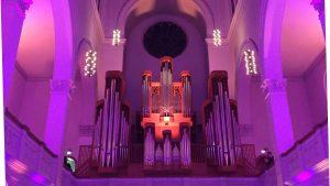 Die Kunst der Orgelimprovisation – Orgelwettbewerb in der Trinitatiskirche