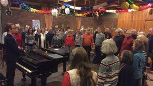Oratorienchor führt Mozart und Schubert auf