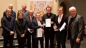 Christian Groß gewinnt ersten Kölner Orgelwettbewerb in der Trinitatiskirche