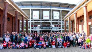 Rekordjagd im Rhein-Energie-Stadion