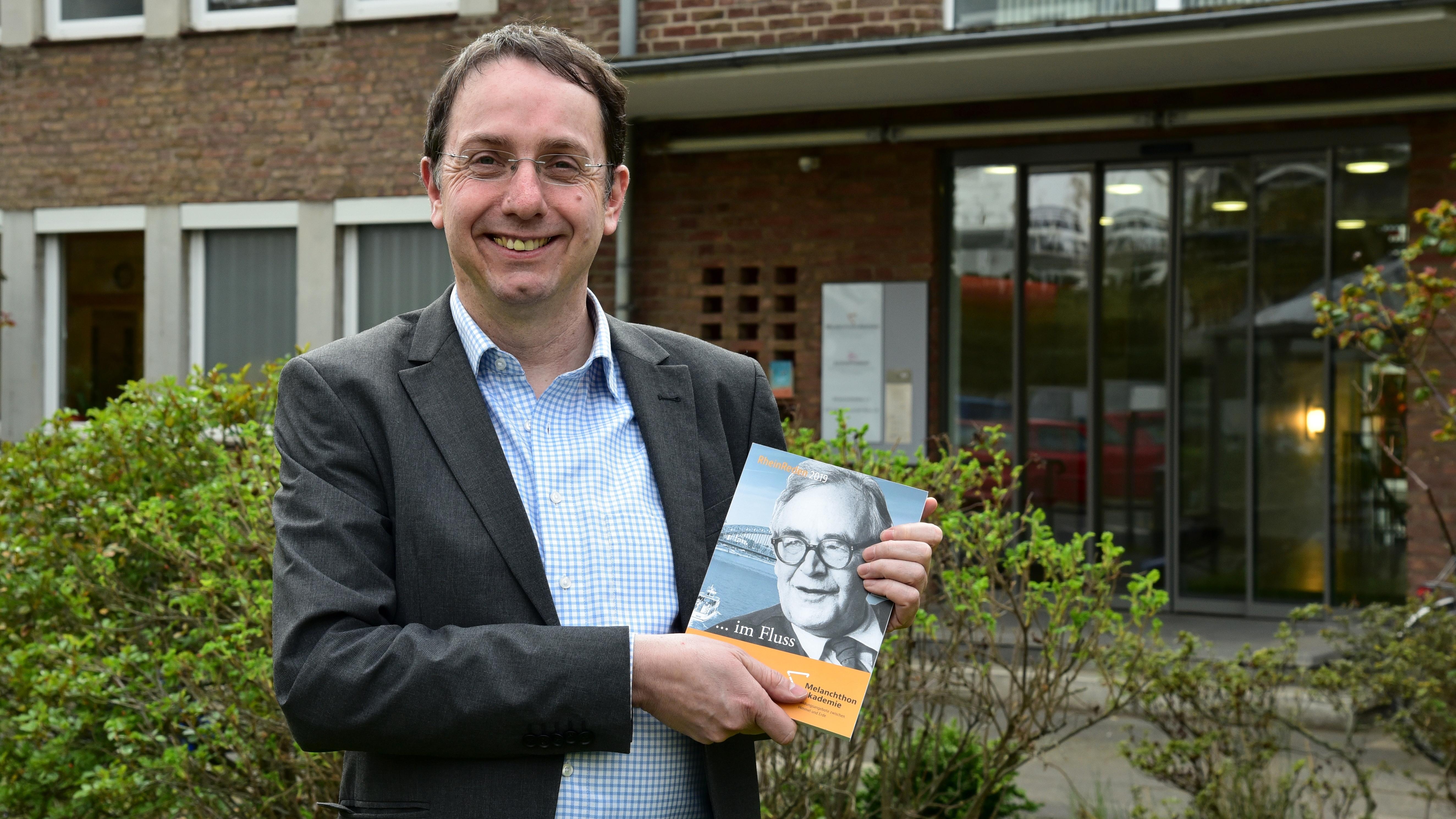 RheinReden 2019 – Neues Buch über Karl Barth vorgestellt