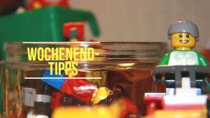Wochenendtipps: Lego-Bautage, Festliches Konzept zu Ostern, Frauenchor-Musik und Orgel-Improvisationen, Gitarrenkonzert und ein Duo-Abend für Harmonium und Klavier