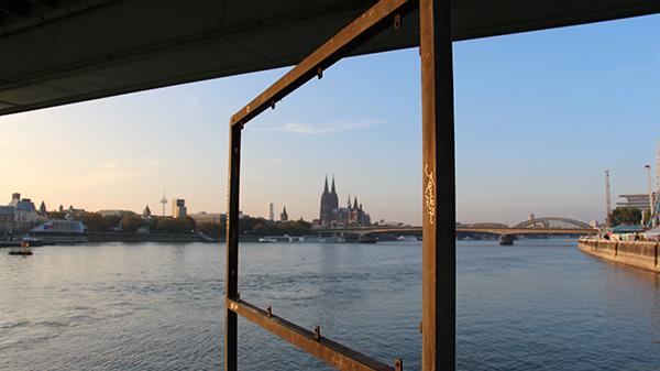 Ein spiritueller Weg durch Köln – Stadtpilgern