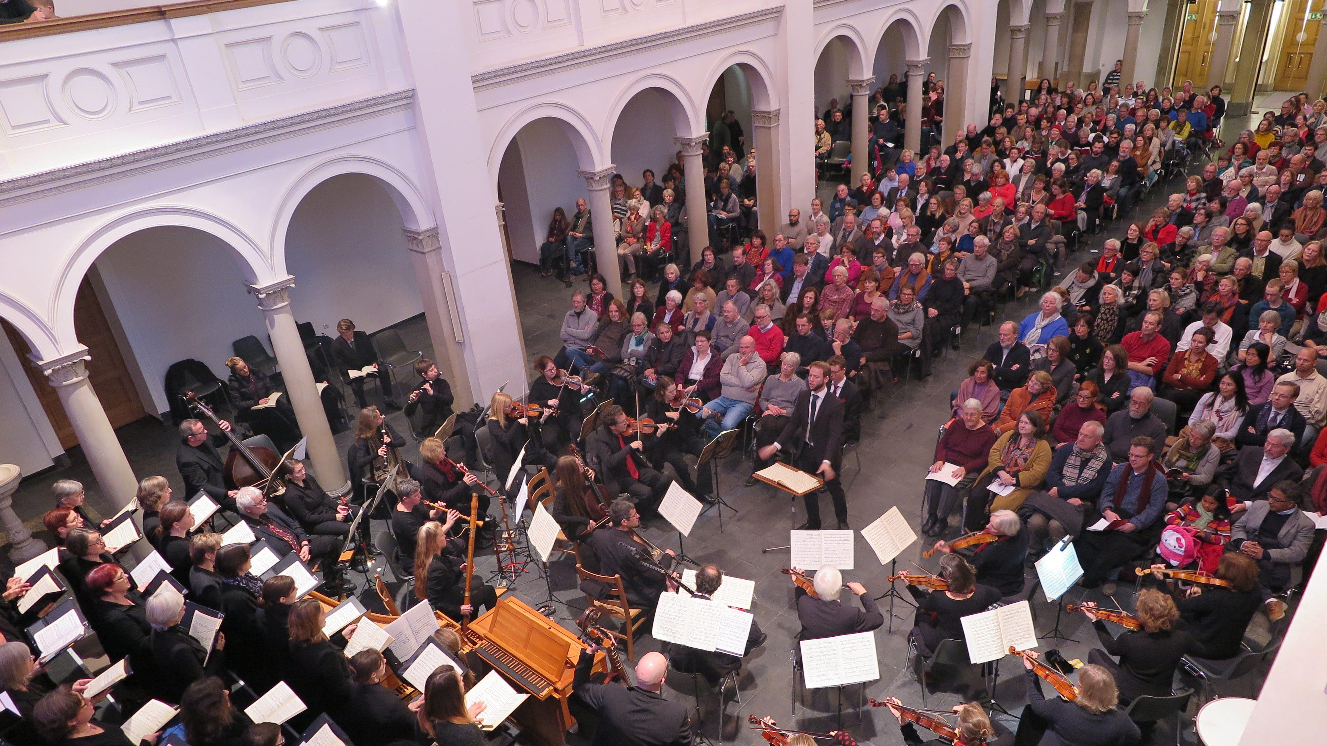 Erstes und interaktives Chorfest des Netzwerks Kölner Chöre