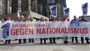 """Die Friedensordnung ist in Gefahr – deshalb: """"Ein Europa für Alle!"""""""