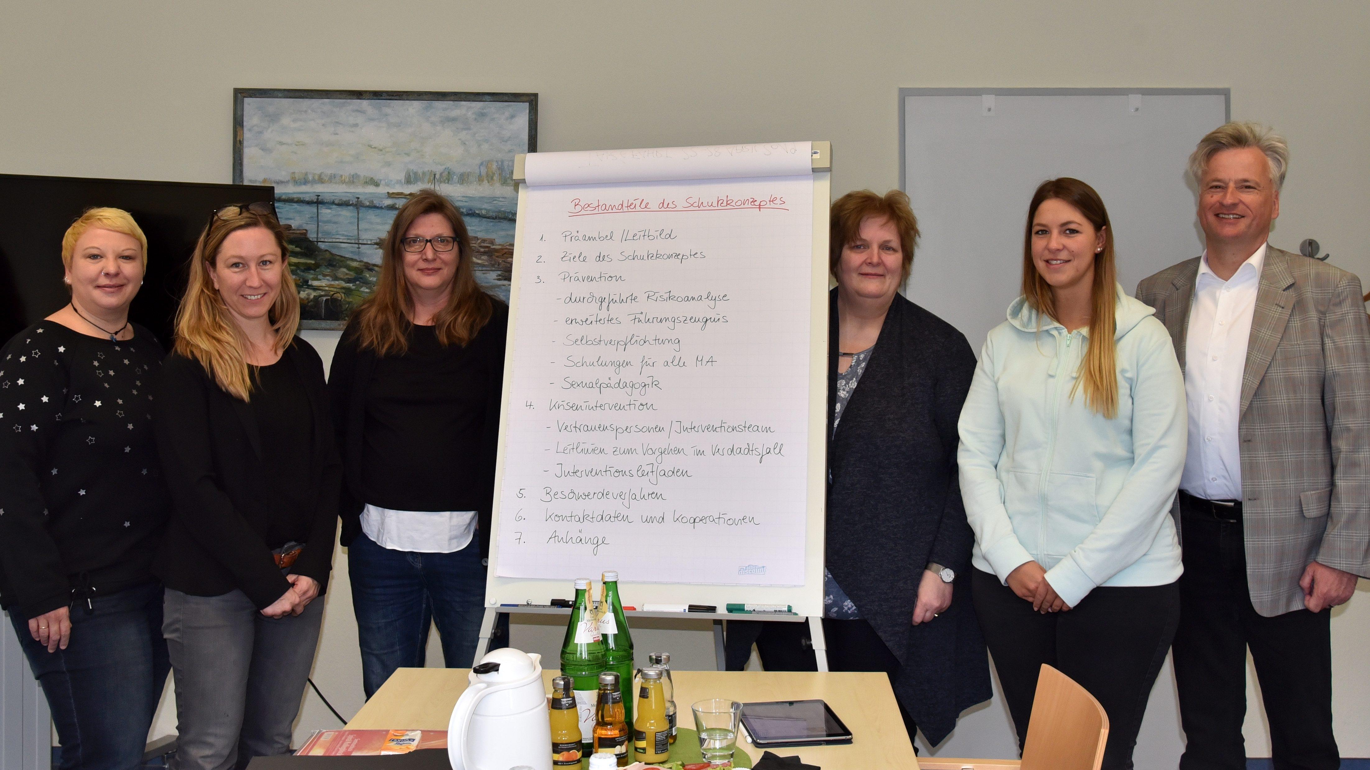 Evangelischer Kirchenkreis Köln-Nord: Arbeitsgruppe Schutzkonzept zur Prävention von sexualisierter Gewalt eingerichtet