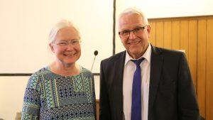 Pfarrerin Susanne Beuth wird neue Superintendentin im Evangelischen Kirchenkreis Köln-Mitte