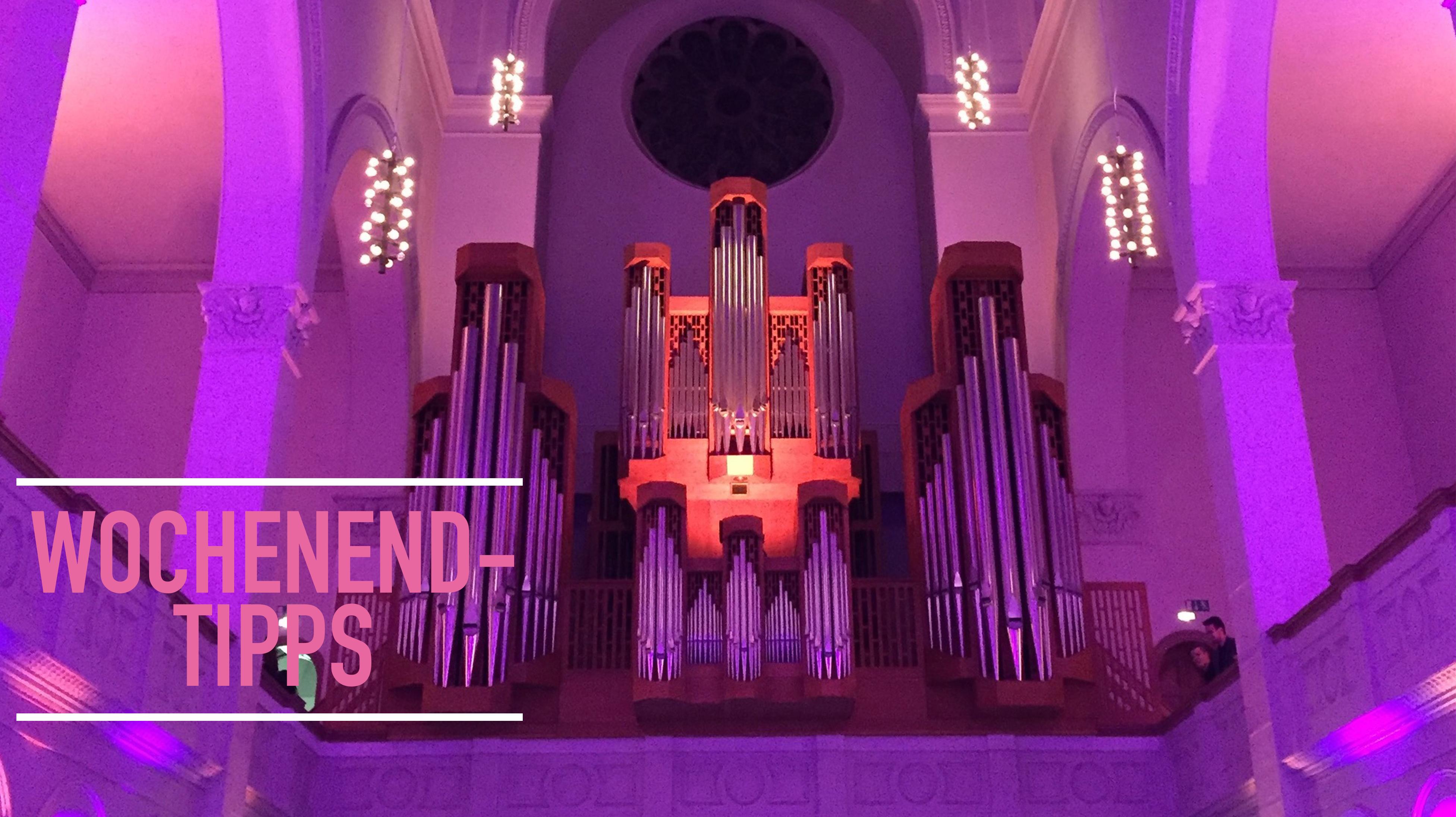 """Wochenendtipps: Orgelvesper, """"Fair-Trödel-Markt"""", Musik in der Krankenhauskapelle, Nachwuchstalente an Klavier und Geige"""