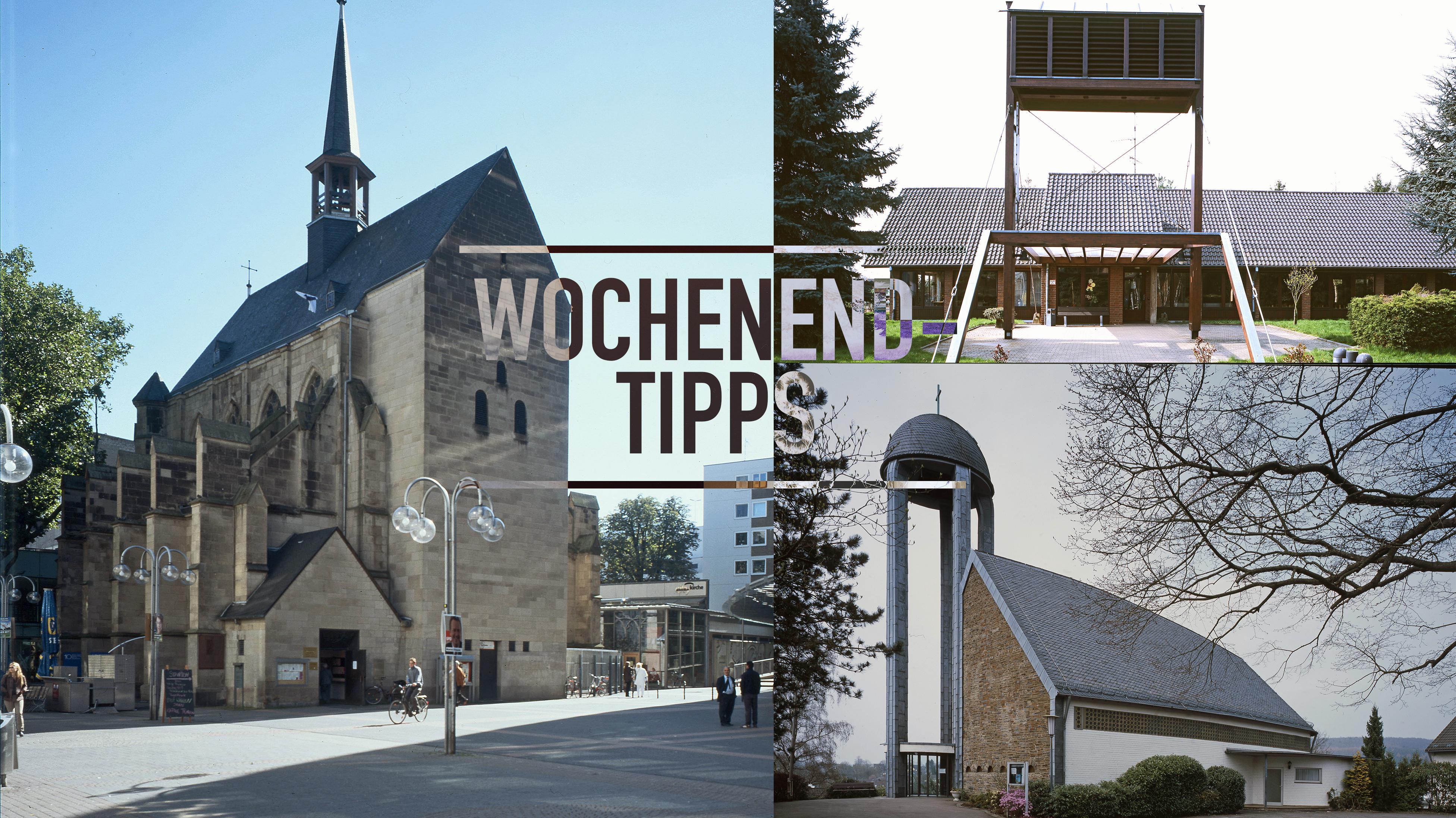 Wochenendtipps: Rassissmus- und Diskriminierungsworkshop, Lange englische Orgelnacht, Jazz aus Brasilien und ein Mitsingkonzert