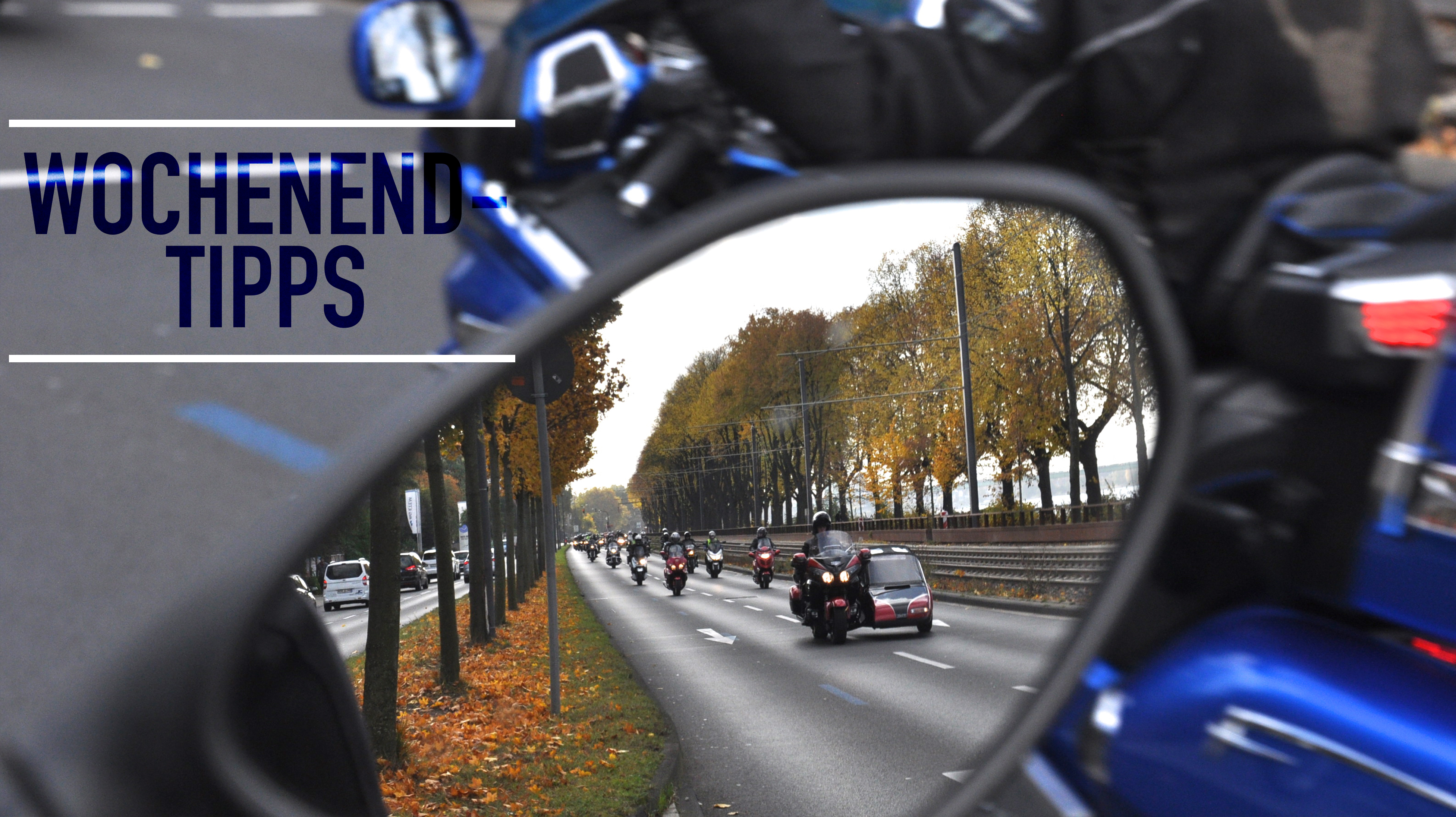Wochenendtipps: Motorrad-Gospel-Gottesdienst, Musikfest, Ökumenische Beatmesse und Architektur-Führung