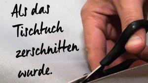 """""""Als das Tischtuch zerschnitten wurde"""" – Vortrag über den Streit um die Autorität in der Kirche seit der Disputation zu Leipzig im Jahre 1519 am 4. Juli in der Melanchthon-Akademie"""