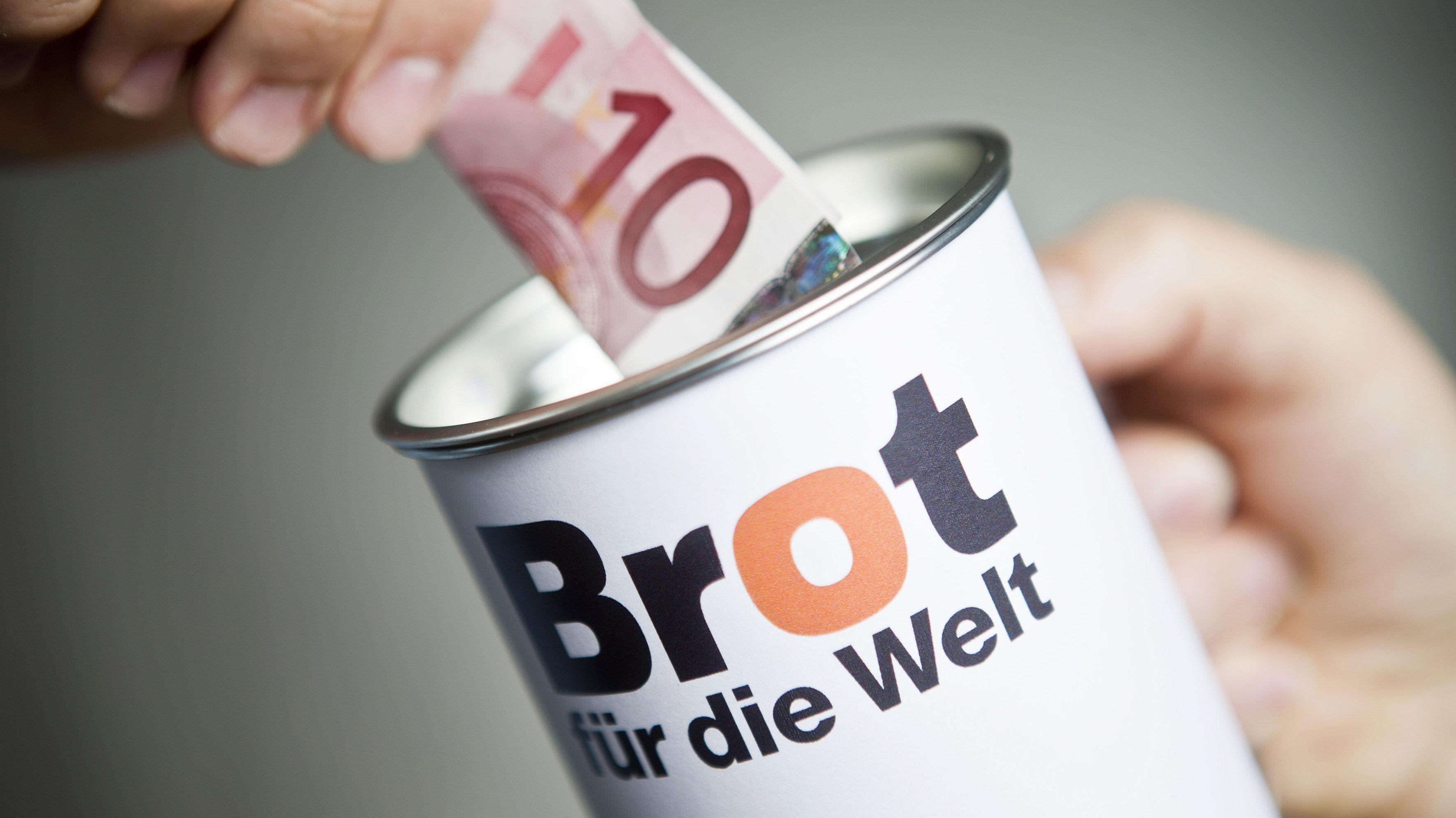 Großes Vertrauen in Brot für die Welt: Jahresbilanz 641.705,59 Euro Spenden aus der Region Köln