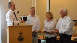 """""""Wir sind eine Kirche im Umbruch"""" – Dr. Bernhard Seiger mit großer Mehrheit zum neuen Stadtsuperintendenten gewählt"""