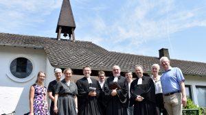 Abschied von der Dankeskirche