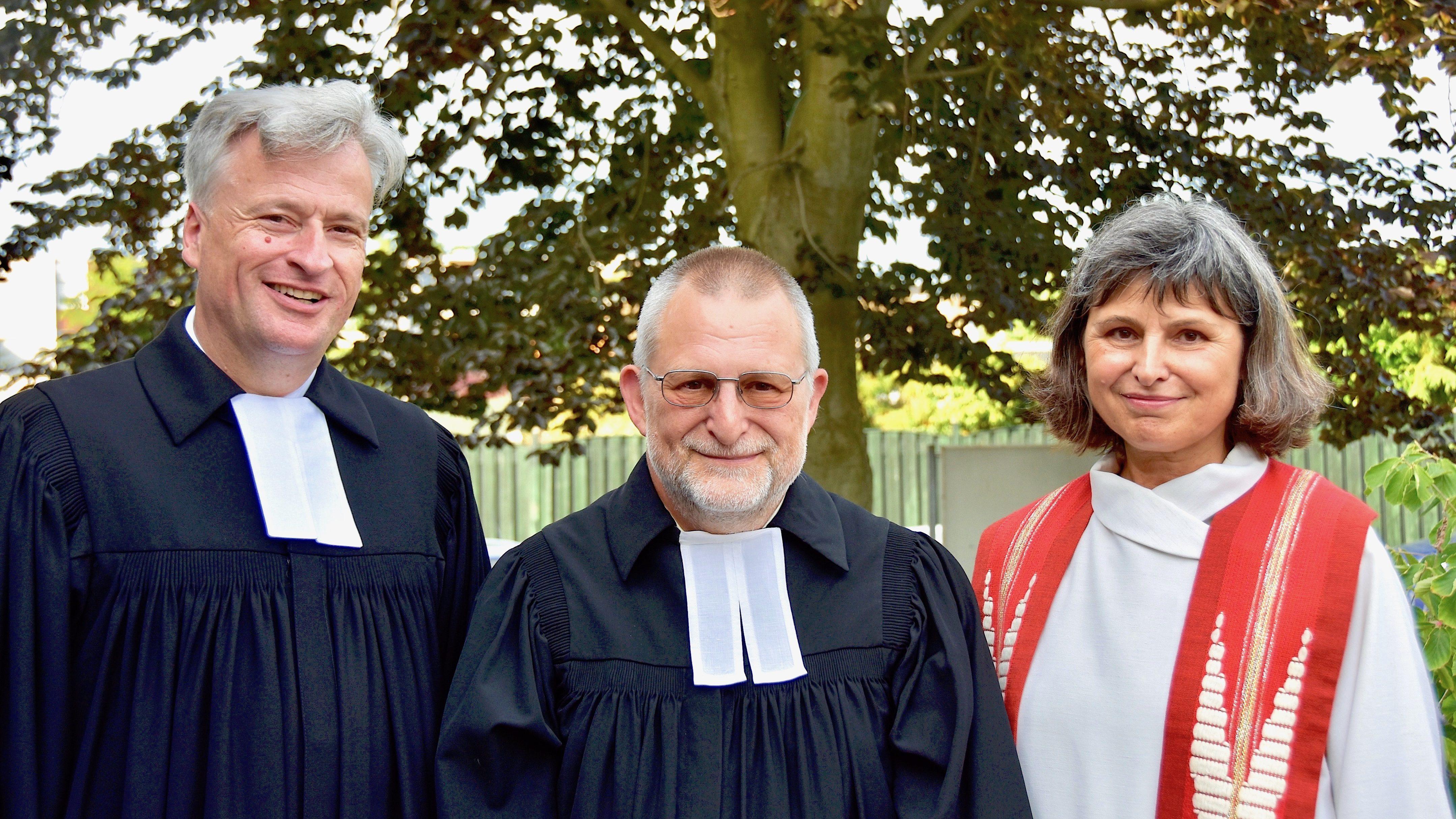 """""""Wir brauchen jemanden, der uns an die Hand nimmt"""" – Ordination von Hans Kippes"""
