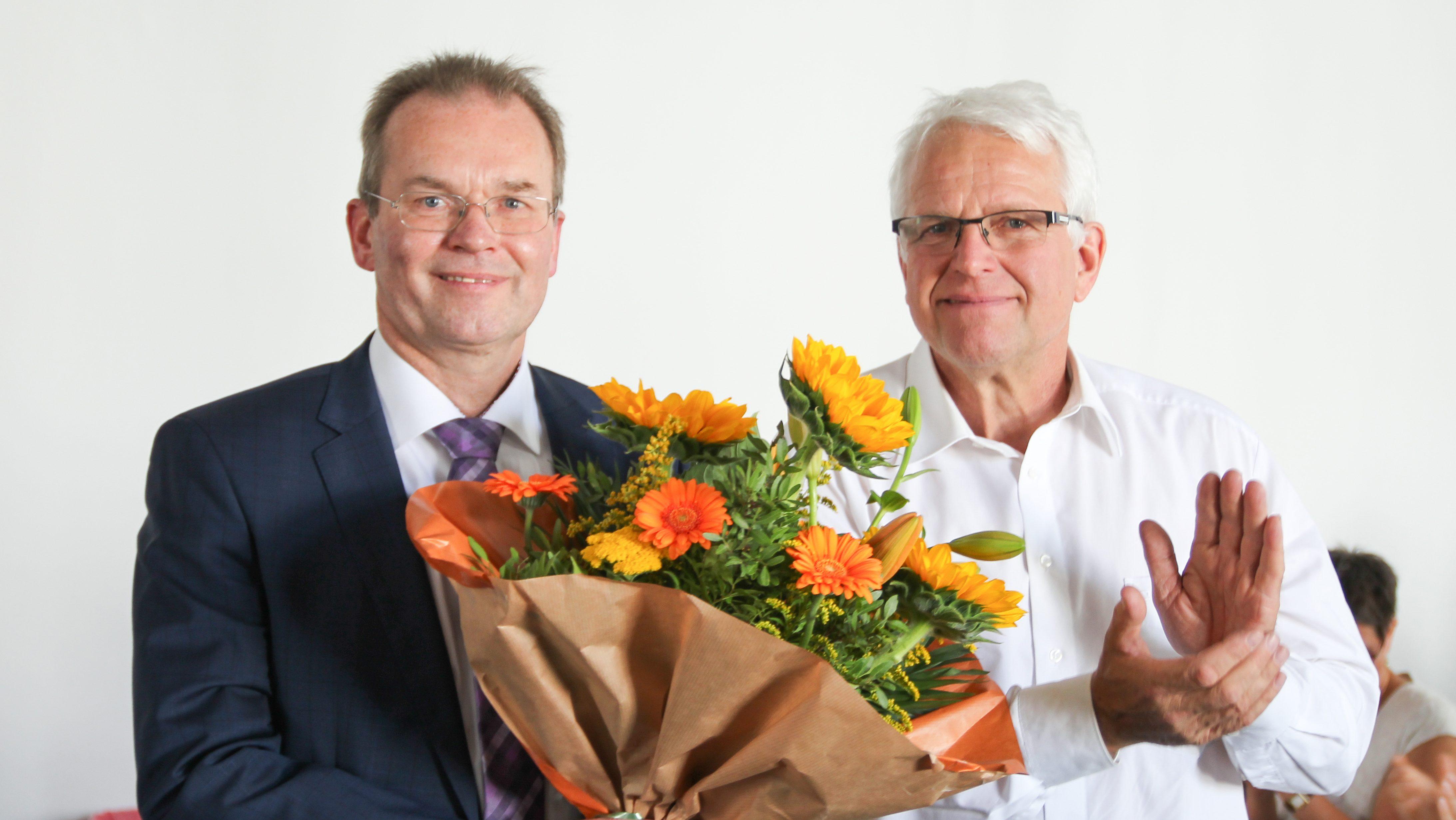 Pfarrer Dr. Bernhard Seiger wird neuer Stadtsuperintendent im Evangelischen Kirchenverband Köln und Region