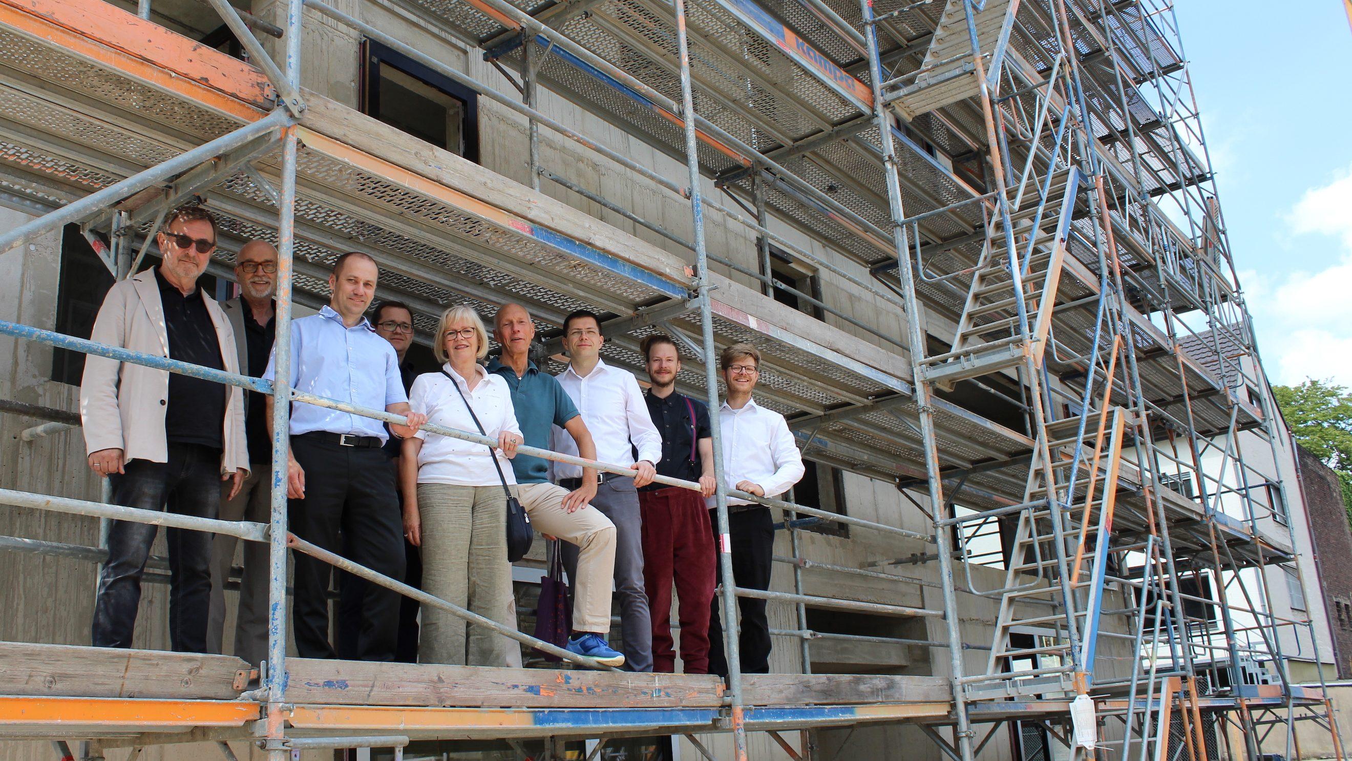 Lutherturm in Mülheim: Ein großes und zukunftsweisenden Projekt