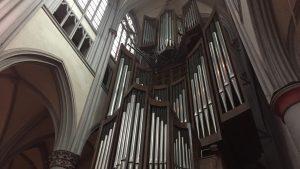 32. Internationale Orgelakademie mit großem Erfolg im Altenberger Dom